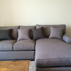Nice Photo Of Home Plate Furnishings   San Carlos, CA, United States. New Couch