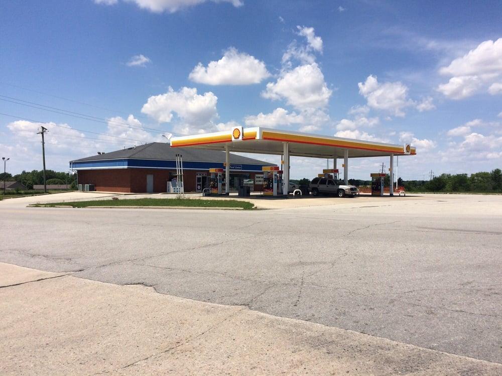 Shell: 608 E Main St, Anna, OH