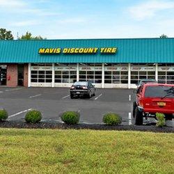 Mavis Discount Tire 14 Reviews Tires 348 N Lewis Rd