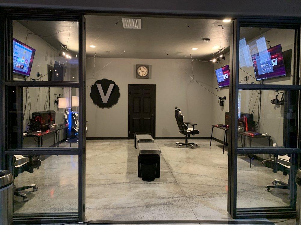 The Vault Gaming Center: 6017 Hillside Rd, Amarillo, TX