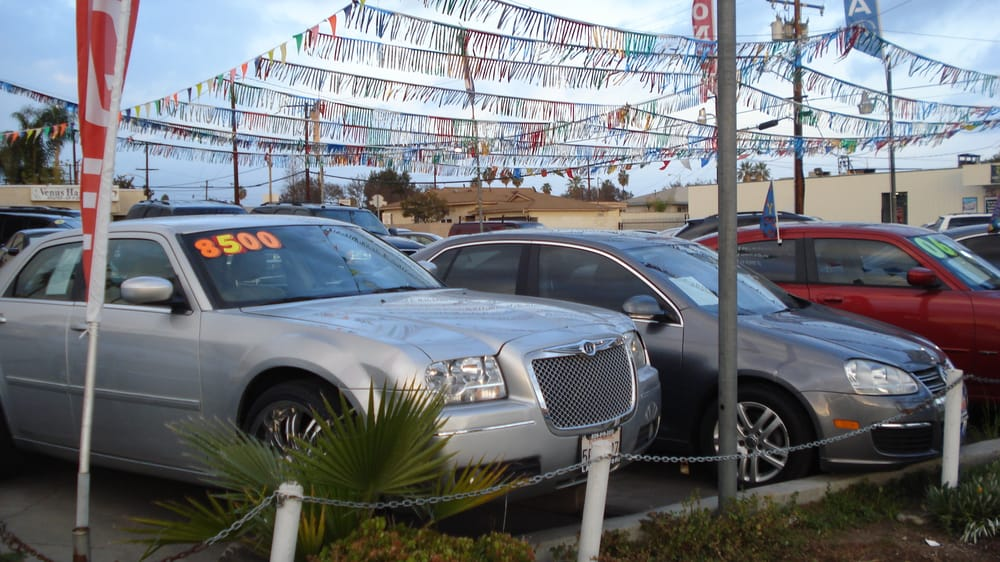 La Puente Used Car Dealers