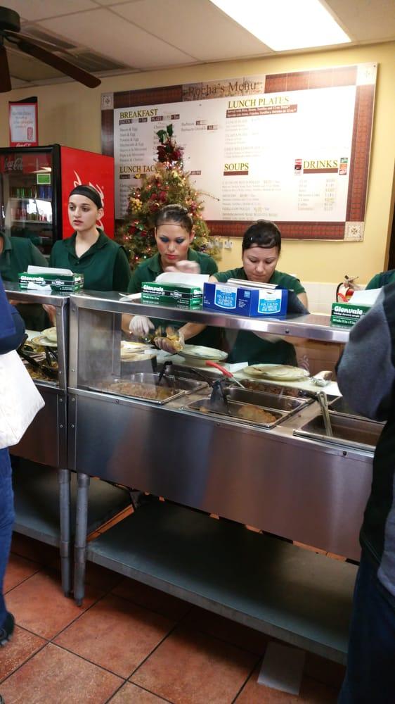 Rochas Restaurant Mission Tx