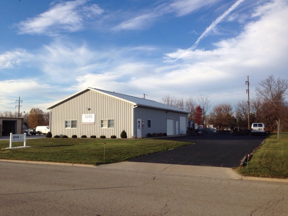 Give Incorporated: 1000 Mote Dr, Covington, OH