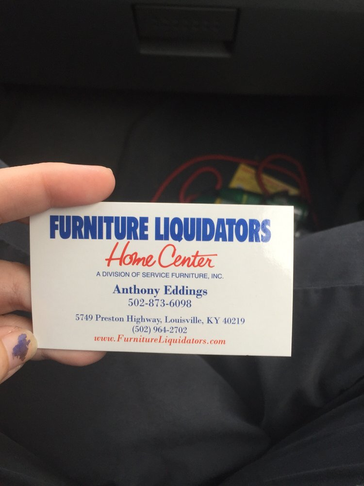 Furniture Liquidators - Tiendas de muebles - 5749 Preston Hwy, Louisville, KY, Estados Unidos ...