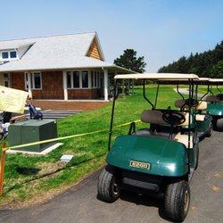 Photo Of Peninsula Golf Course Long Beach Wa United States Ride Or