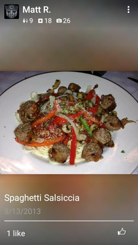 Lonzerotti's Italia Restaurant: 600 E State St, Jacksonville, IL