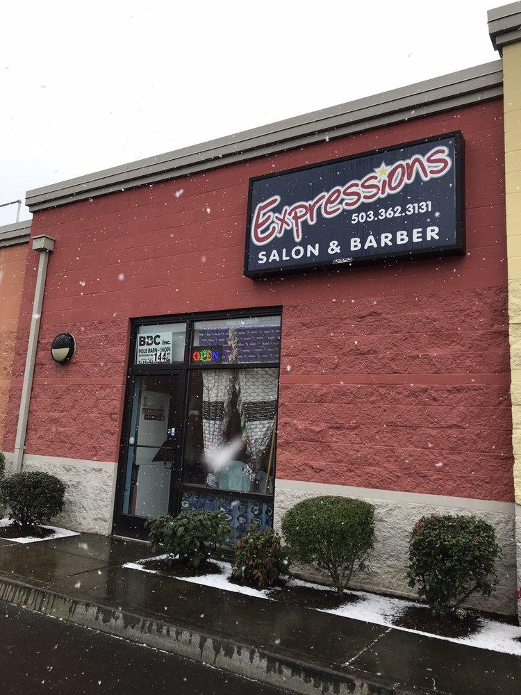 Expressions Salon & Barber: 144 Lancaster Dr SE, Salem, OR