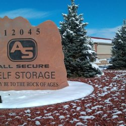 Photo Of All Secure Self Storage   Henderson, CO, United States ...