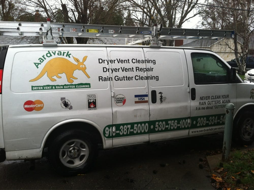 Aardvark Dryer Vent Amp Rain Gutter Cleaning Home Cleaning