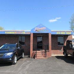 Car Dealerships In Franklin Tn >> Franklin Motor - Car Dealers - 3819 Dickerson Pike, Nashville, TN - Phone Number - Yelp