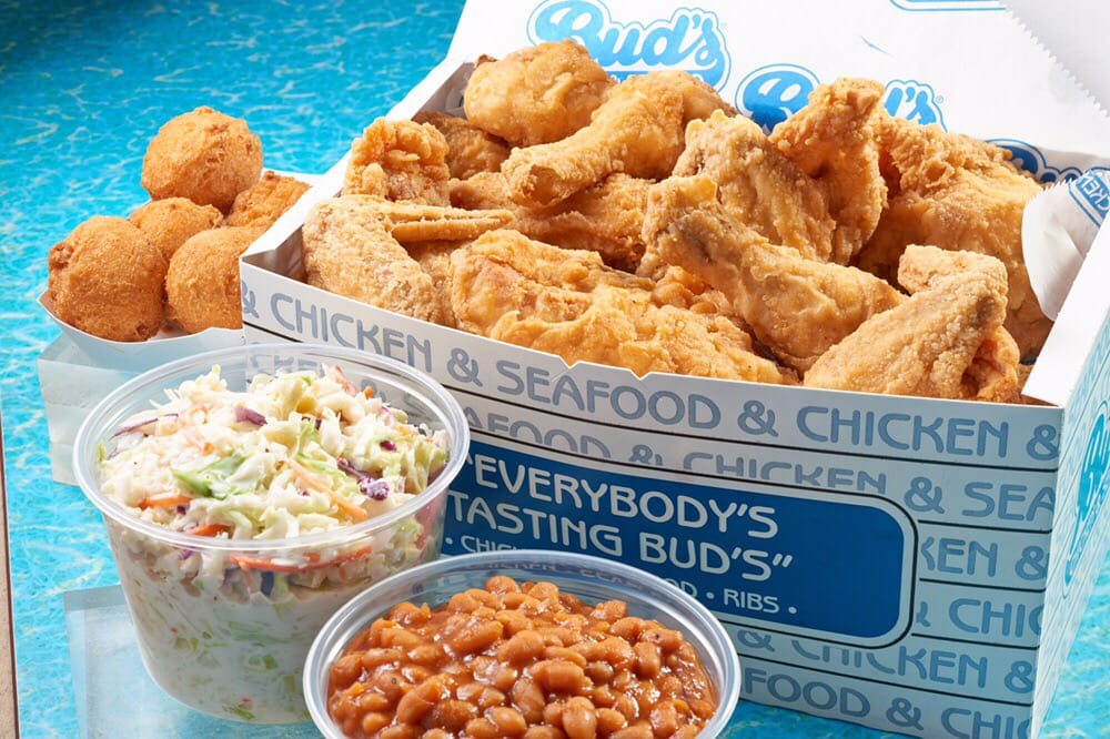 Bud s chicken seafood 15 reviews seafood 4790 lake for Where can i buy fresh fish near me