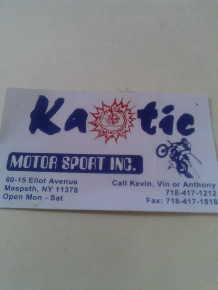 Kaotic Moto Sports