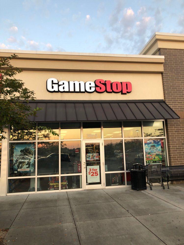 GameStop: 3869 Promenade Pkwy, D'Iberville, MS