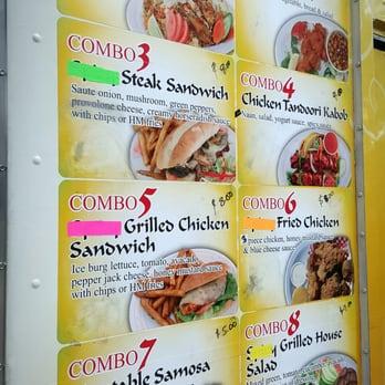 Spicy Grill Food Truck Food Trucks Washington Dc Restaurant