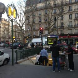 M tro porte de clignancourt station de m tro boulevard ornano 18 me paris yelp - La recyclerie porte de clignancourt ...