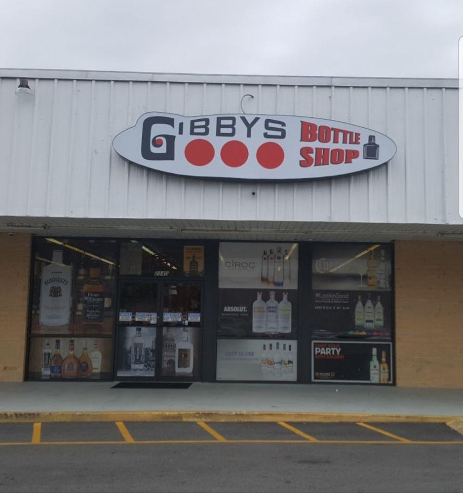 Social Spots from Gibby's Bottle Shop