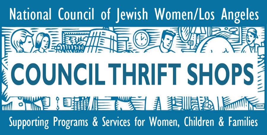 National Council Of Jewish Women Los Angeles Thrift