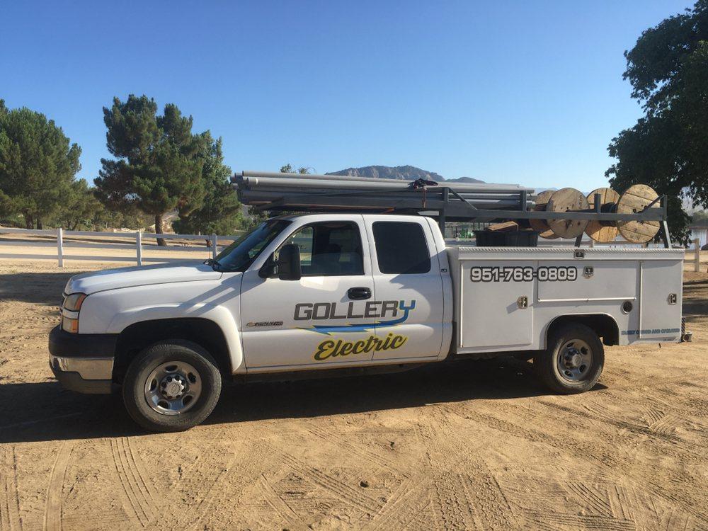 Gollery Electric: Anza, CA