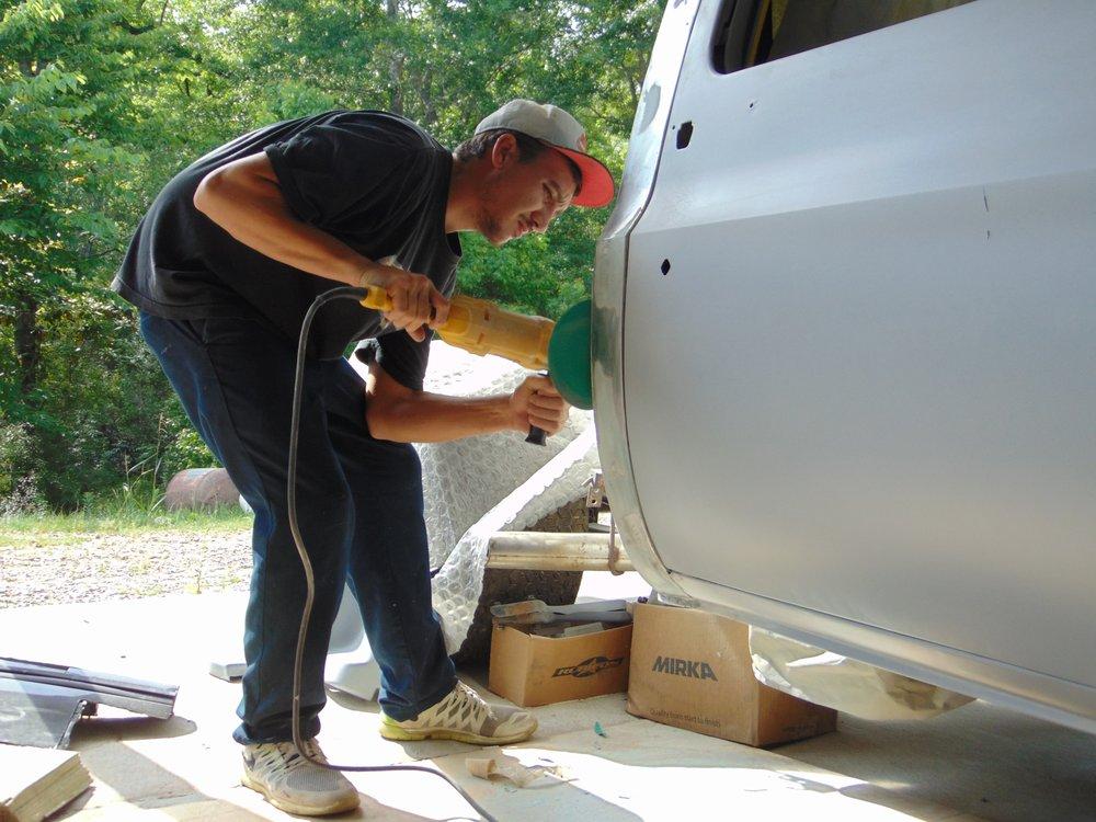 D & L Auto Body: 12439 Hudson Krohn Rd, Biloxi, MS