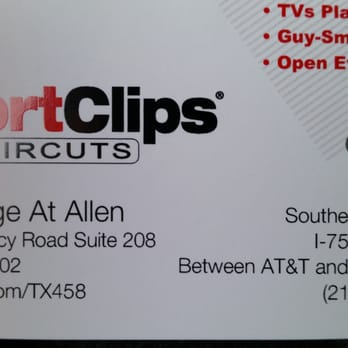 Sport clips haircuts of the village at allen barbers 190 e stacy photo of sport clips haircuts of the village at allen allen tx united reheart Choice Image