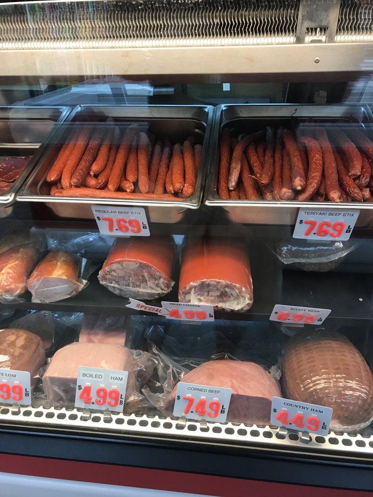 Thielen's Meat Market: 310 Main St N, Pierz, MN