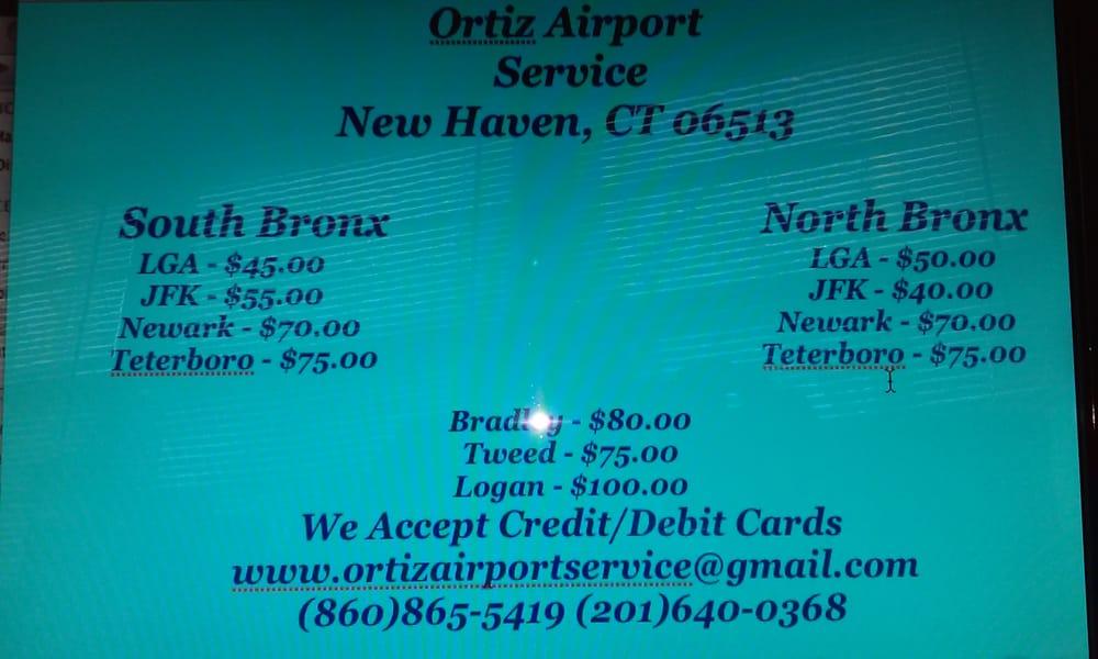 Ortiz Transportation: 111 Atlantic St, New Haven, CT