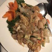 Angel Hair Mushroom Pad Woon Sen Menu Annie S Thai Castle