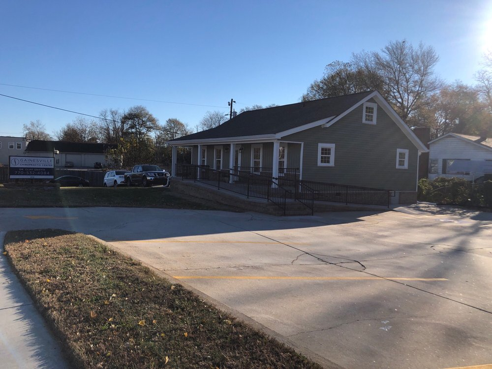 Cliff Griffin - Gainesville Chiropractic Center: 810 Jesse Jewell Pkwy SE, Gainesville, GA