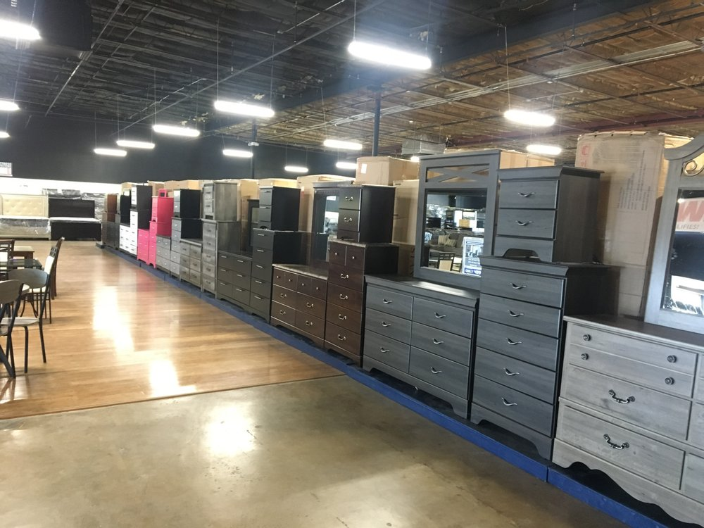 American Freight is your bedroom furniture destination in ...