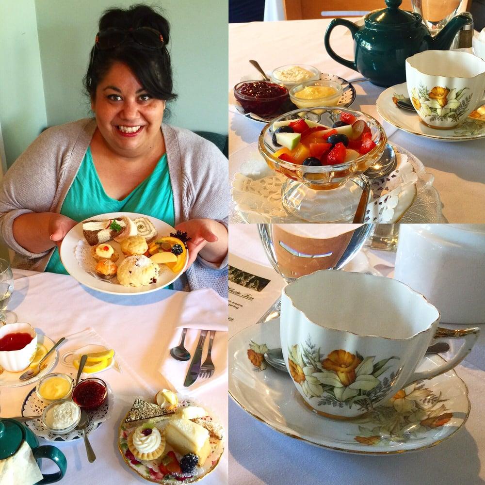 Heather Tea Room Oak Bay