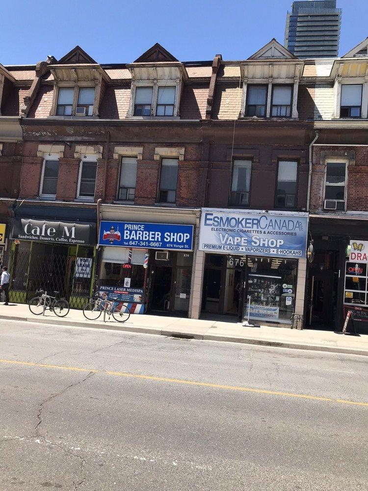 Prince Barber Shop