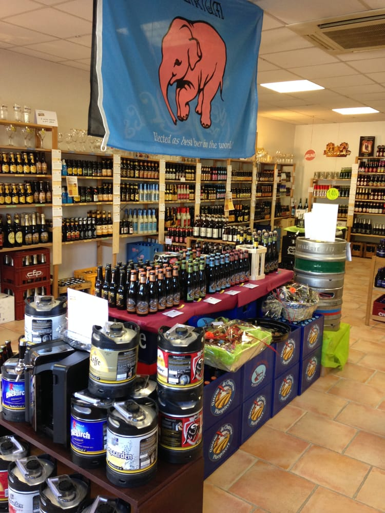 La maison de la bi re beer wine spirits 56 rue du 8 for Maison de la biere reims