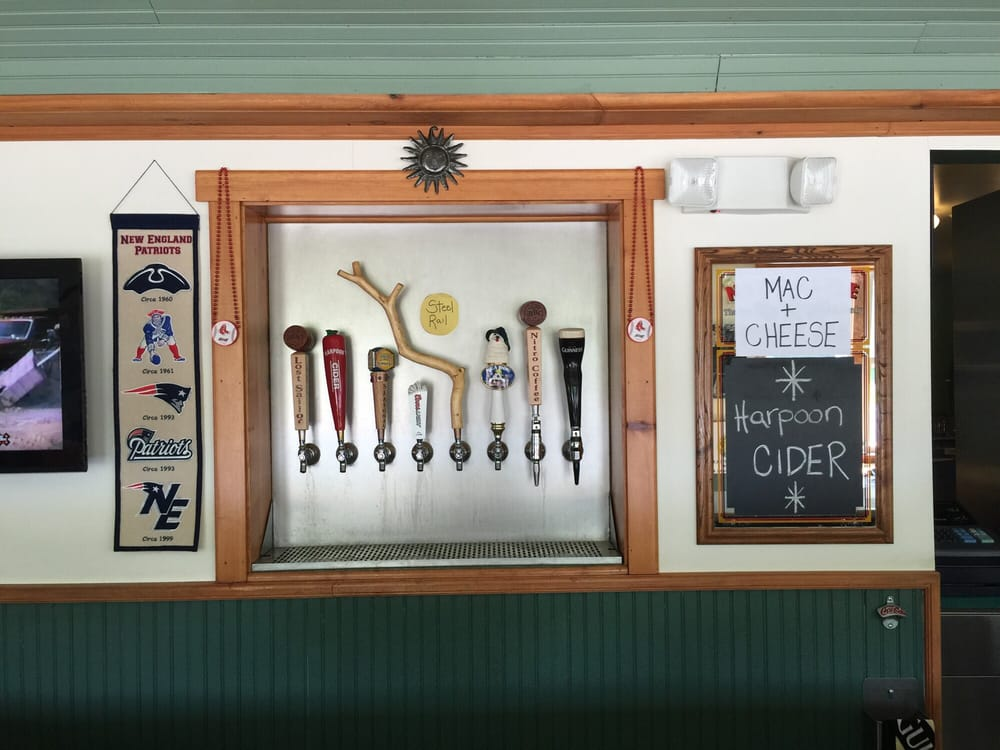 The Crooked Tap Cafe: 7 W Main St, Erving, MA
