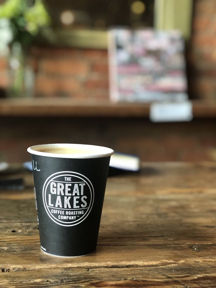 Great Lakes Coffee Roasting Company: 3965 Woodward Ave, Detroit, MI
