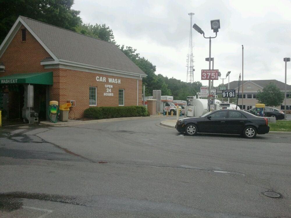 BP-Amoco Service Station: 2975 Chesapeake Beach Rd W, Dunkirk, MD