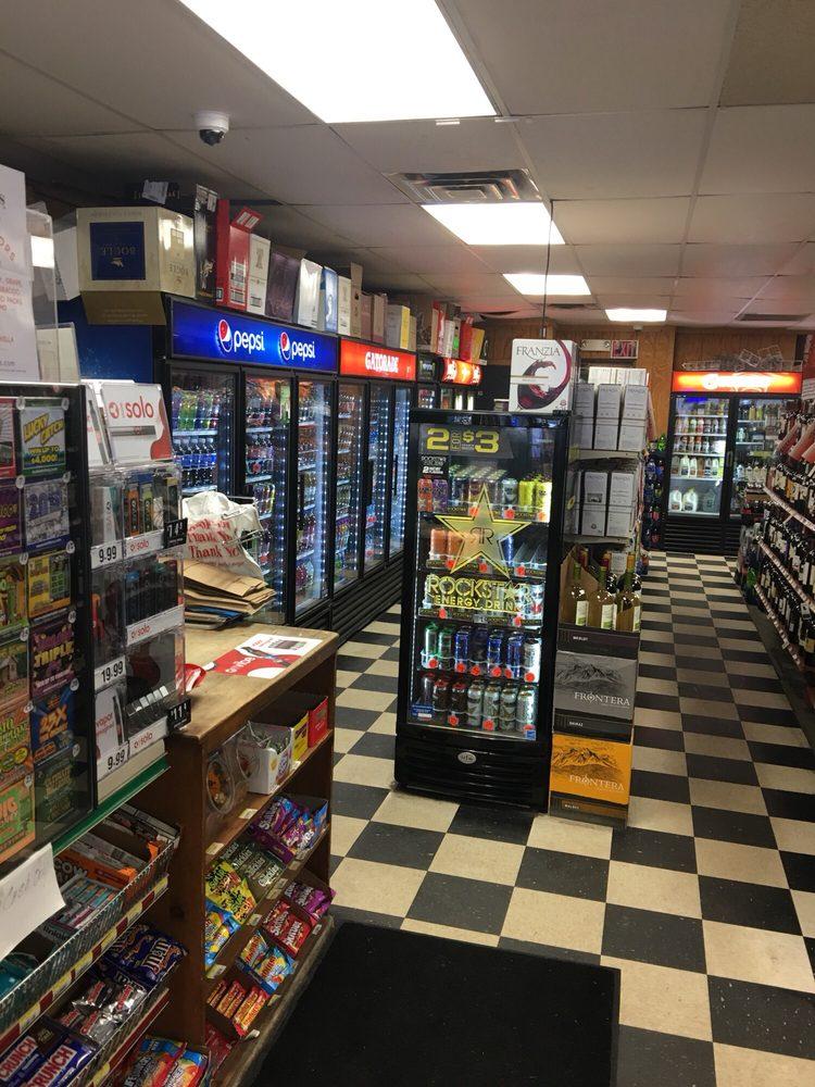 Coastal Discount Beverage & Redemption: 559 Elm St, Biddeford, ME