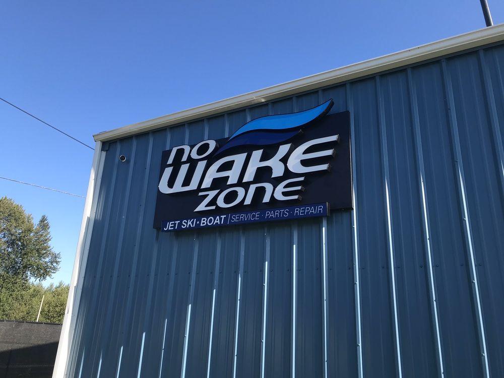 No Wake Zone: 17610 70th Ave E, Puyallup, WA
