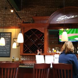 Photo Of Strizzi S Restaurant Livermore Ca United States Interior Bar Area