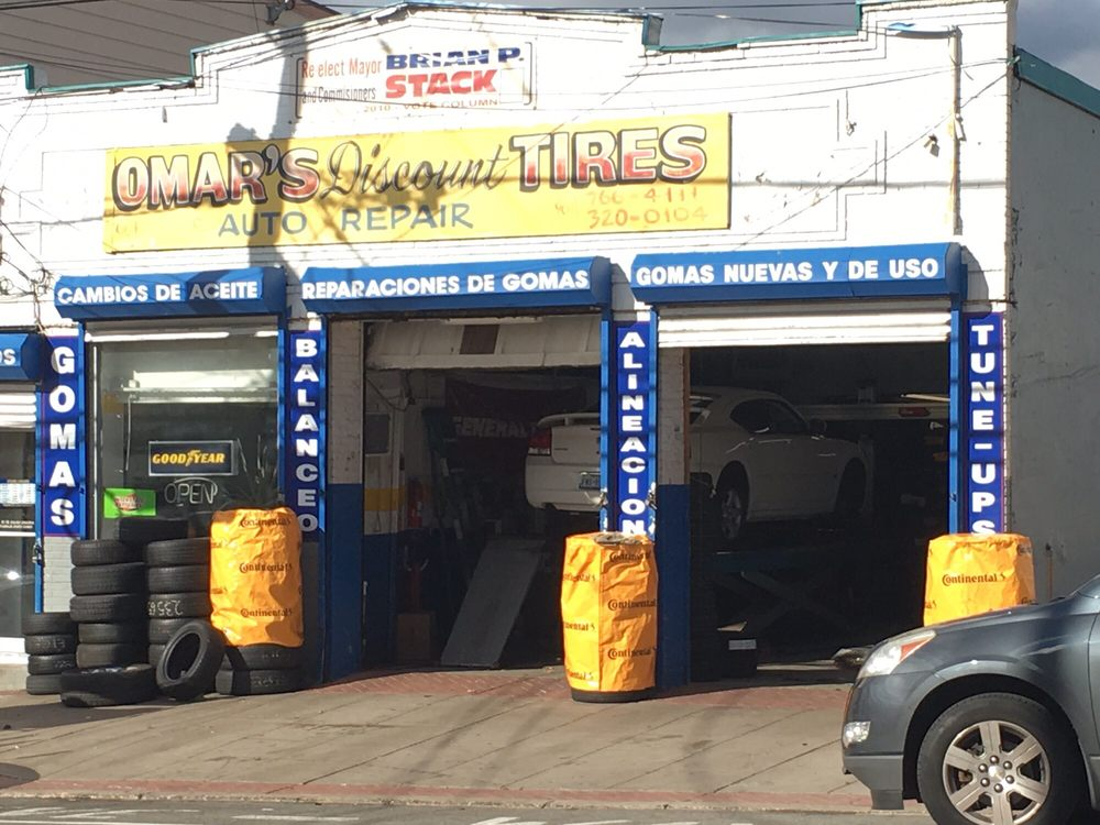 Omar Discount Tires