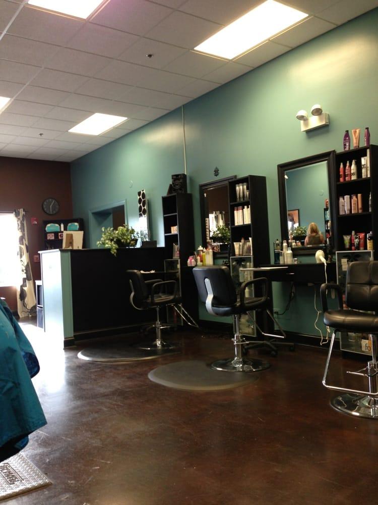 Vagabonds hair salon hair salons 16637 oak park ave for A touch above salon