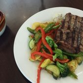 Photo Of Hilton Garden Inn   Oakdale, MN, United States. Sirloin Steak