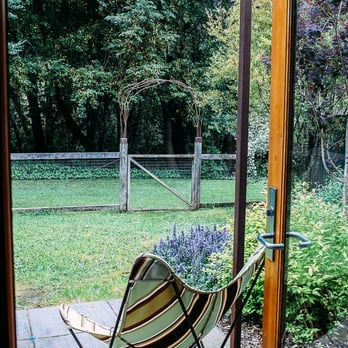 Photo Of Boonville Hotel Ca United States Gated Yard In The