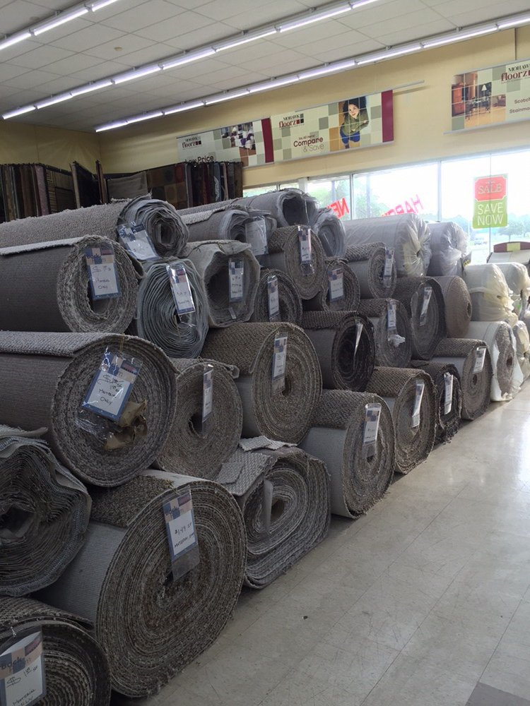 Lots Of Carpet Rolls In Stock For Next Day Install Yelp