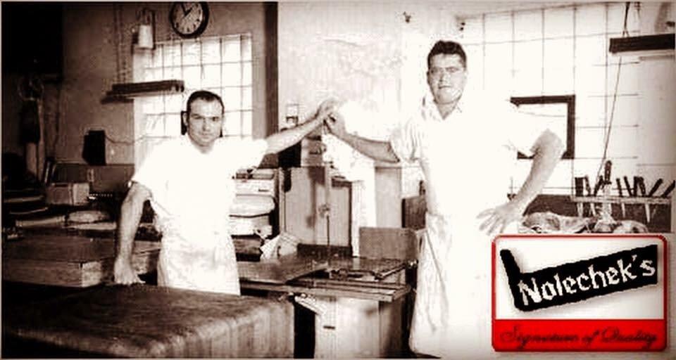 Nolechek's Meats: 104 N Washington St, Thorp, WI