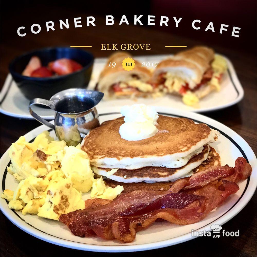Corner Bakery Cafe Elk Grove