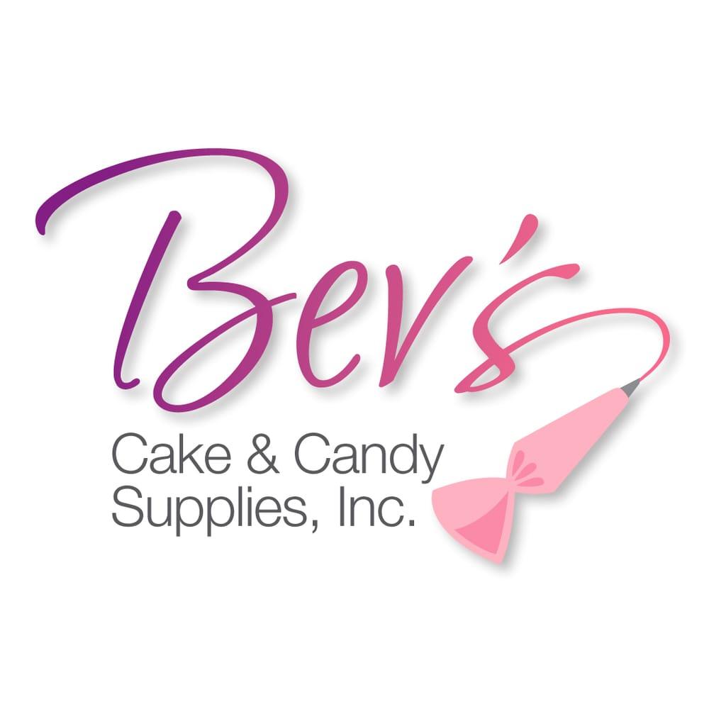 Bev S Cake Candy Supplies