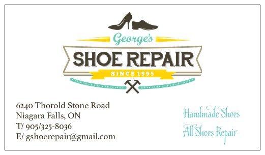 George S Shoe Repair Niagara Falls
