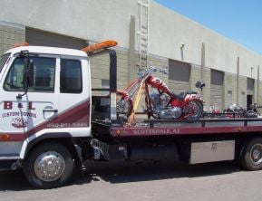 Towing business in Paradise Valley, AZ