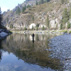 The fly rod company fishing 1406 willow ave idaho for Idaho fish and game phone number