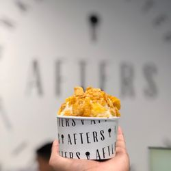 Photo Of Afters Ice Cream Long Beach Ca United States Cereal Milk
